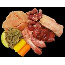 BARF-Mischung Poulet 2 x 200 g - TK